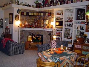 American Country B&B Great Room