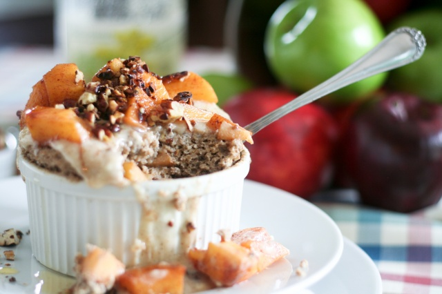 Apple-Pecan-Instant-Buckwheat-Bake-15
